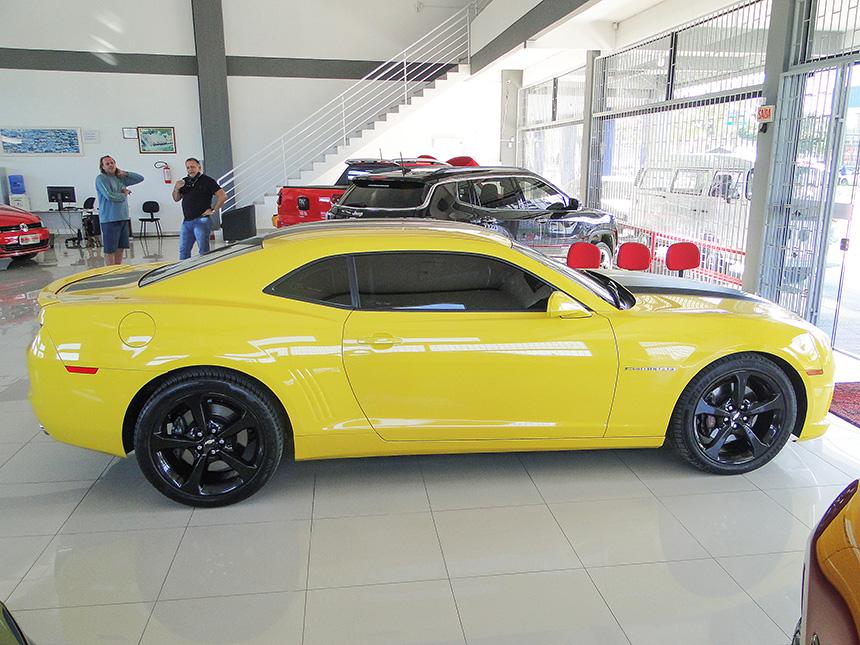Automóvel chevrolet camaro 2ss 2013-3