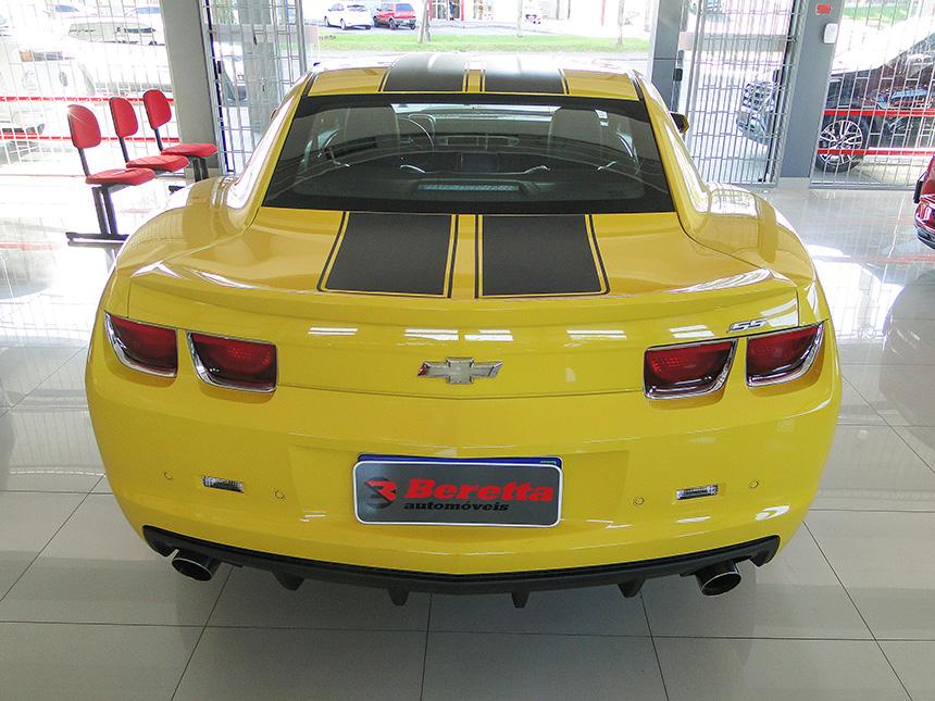 Automóvel chevrolet camaro 2ss 2013-5