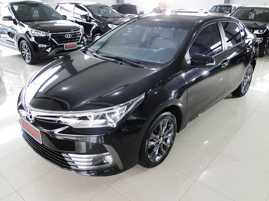 automóvel toyota corolla xei 20 2018-2