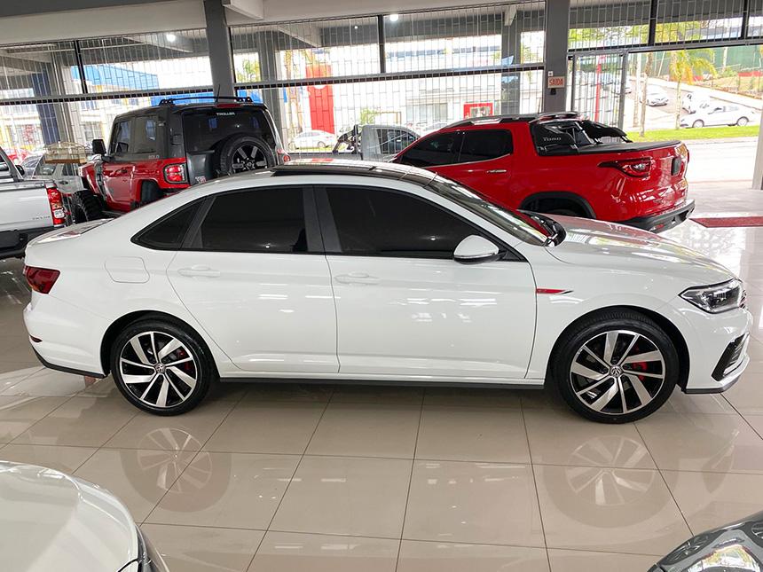 Automovel Volkswagen Jetta GLI AG 2019-3 na Beretta Automóveis em Criciúma