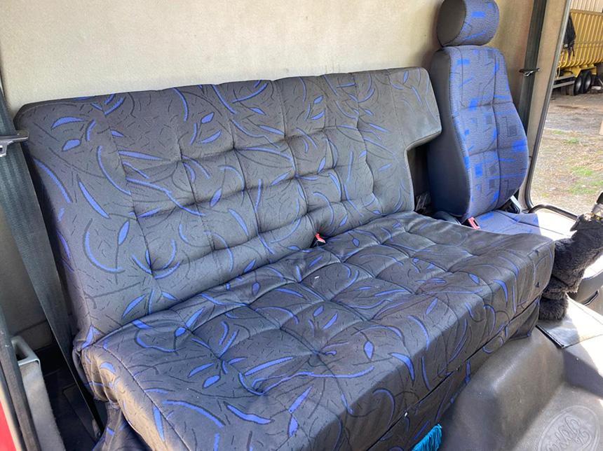 Caminhão ford cargo 1932 cnt 2012-8
