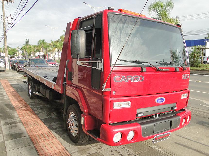 Caminhão ford cargo 815 e 2009