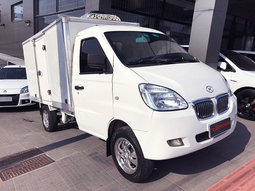 caminhao-jinbei-shineray-trucks-2013 | Beretta automoveis
