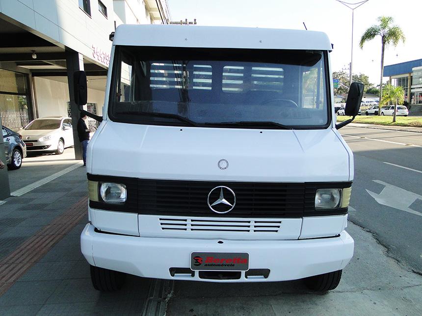 Caminhão mercedes benz 912 1991 em Criciúma(1)