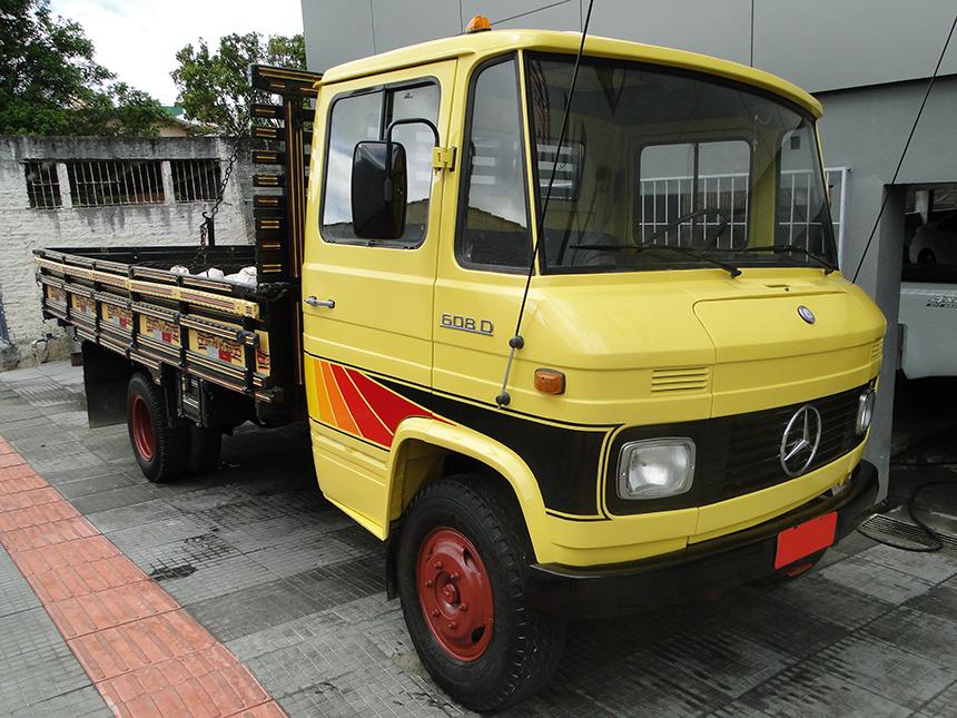 caminhoes/caminhao-mercedes-benz-l-608-d-1982 | Beretta automoveis