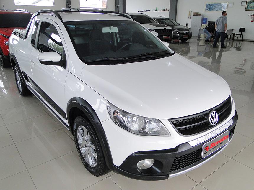 Camioneta Volkswagen Saveiro 1.6 Ce Cross 2013