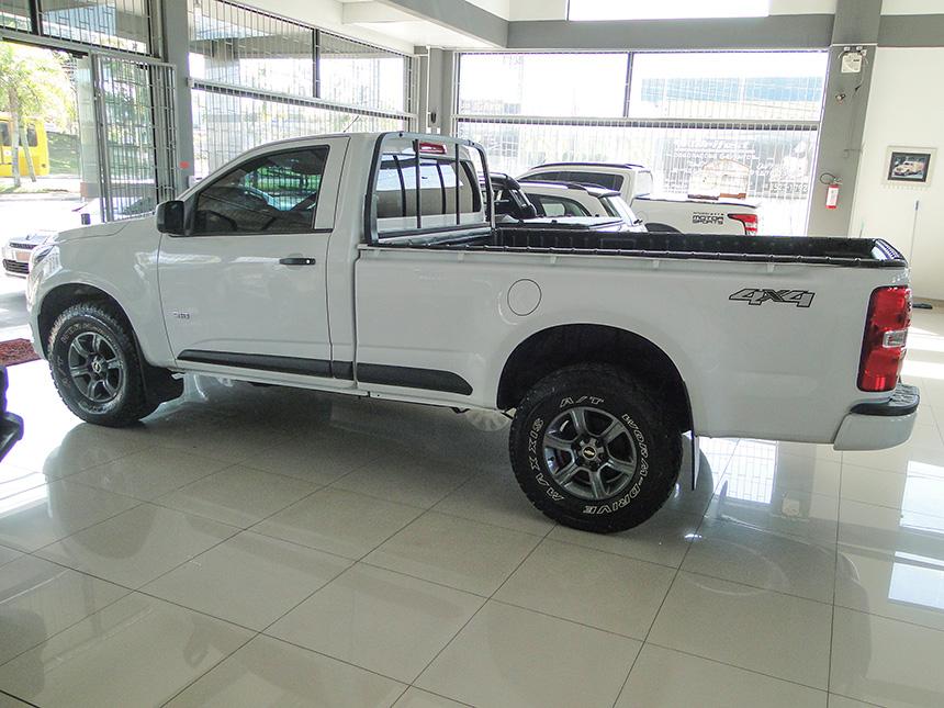 Camioneta chevrolet s10 ls ds4 2020 em Criciúma(3)