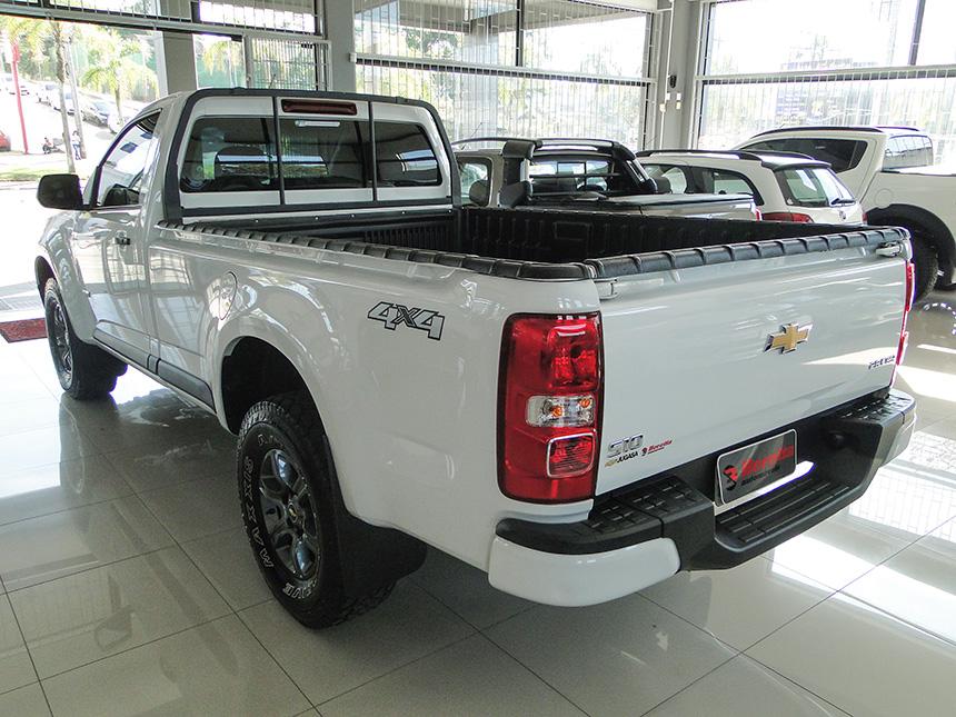 Camioneta chevrolet s10 ls ds4 2020 em Criciúma(4)