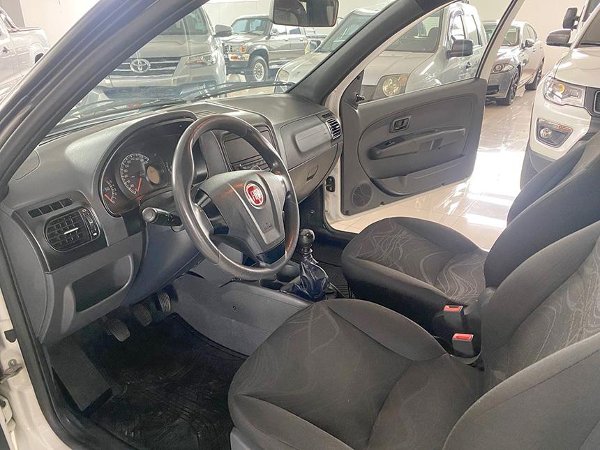 Camioneta fiat strada HD WK CC E 2020-9 na Beretta Automóveis em Criciúma