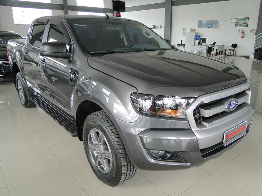 Camioneta ford ranger xls cD 4a 22 c 2018
