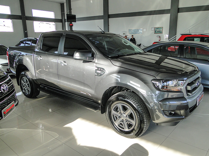 Camioneta ford ranger xls cd a 22 c 2018-3