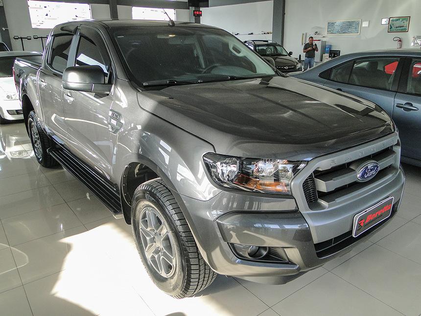 Camioneta ford-ranger xls cd a 22 c 2018