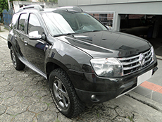 camioneta renault duster 20 d 4x4 2013