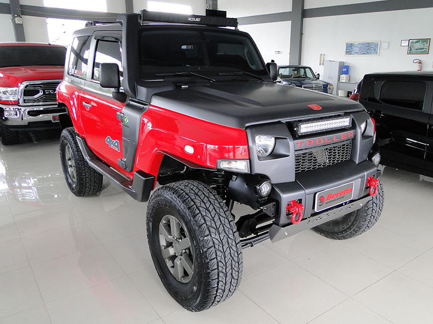 camioneta-troller-t4-xlt-32-2017 | Beretta automoveis