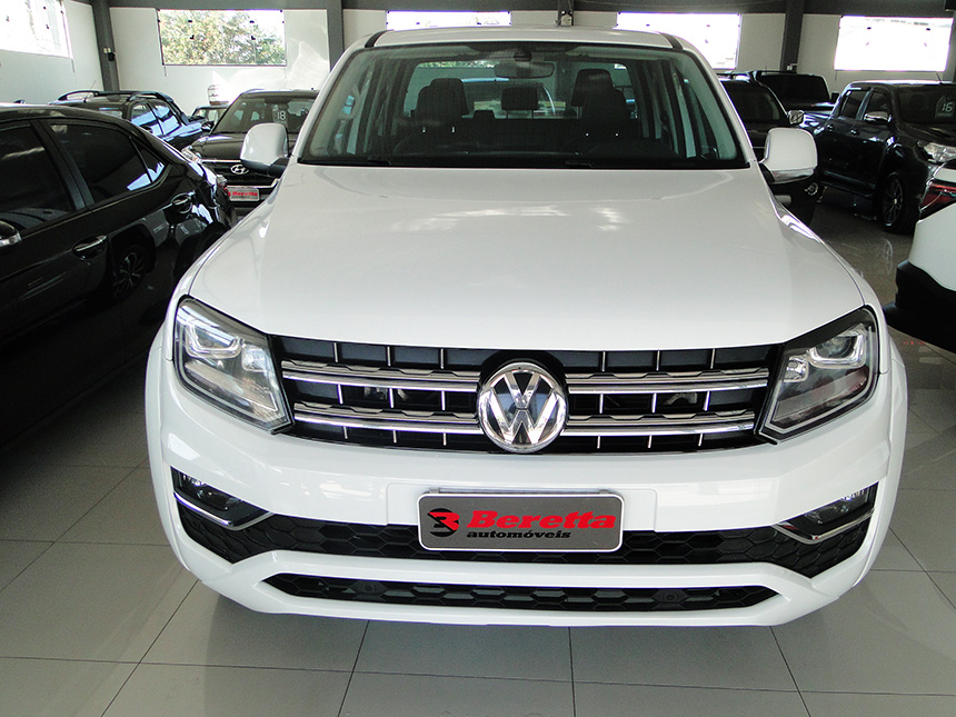 Camioneta volkswagen amarok cd 4x4 high 2018 em Criciúma(1)
