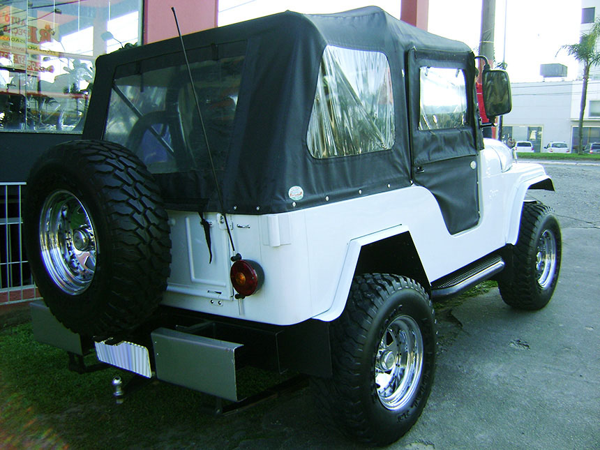 Automovel jipe-willys-1974-1